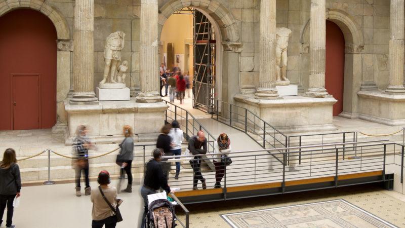 Pergamon museum Berlin kunst kultur museet