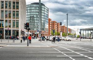 Handlegater Berlin hvilke bor du handle Potsdamer Platz