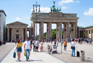 Hva bor du gjore i Berlin attraksjoner Brandenburger Tor