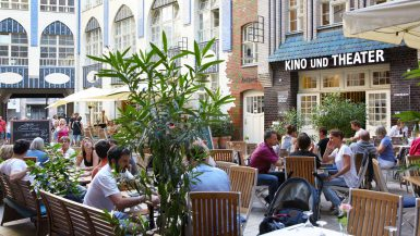 Turist i Berlin tips
