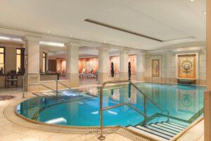 hotel adlon Kempinski Berlin basseng